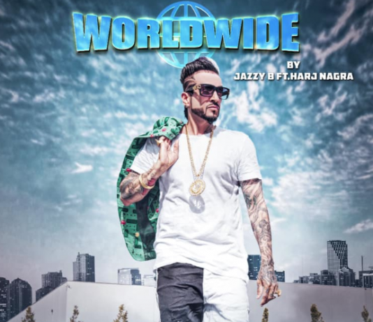 NEW RELEASE: JAZZY B – WORLDWIDE