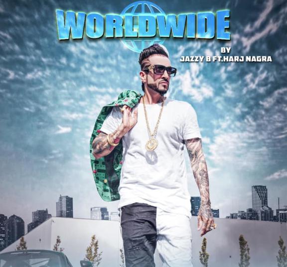 NEW RELEASE: JAZZY B – WORLDWIDE