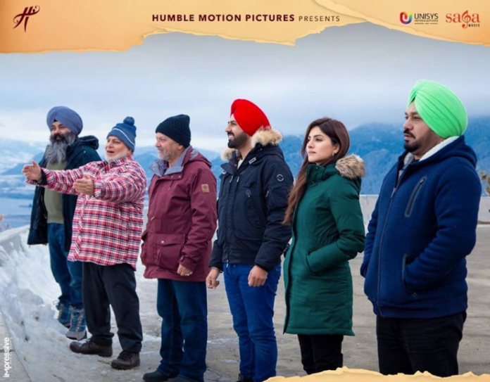 NEW RELEASE: ZINDAGI FROM THE UPCOMING FLICK 'ARDAAS KARAAN'