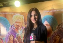 BRITASIA TV MEETS SAPNA PABBI