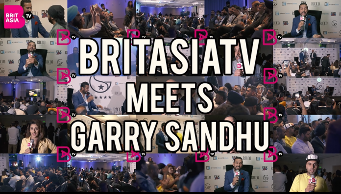 EXCLUSIVE: GARRY SANDHU RETURNS BACK TO THE UK