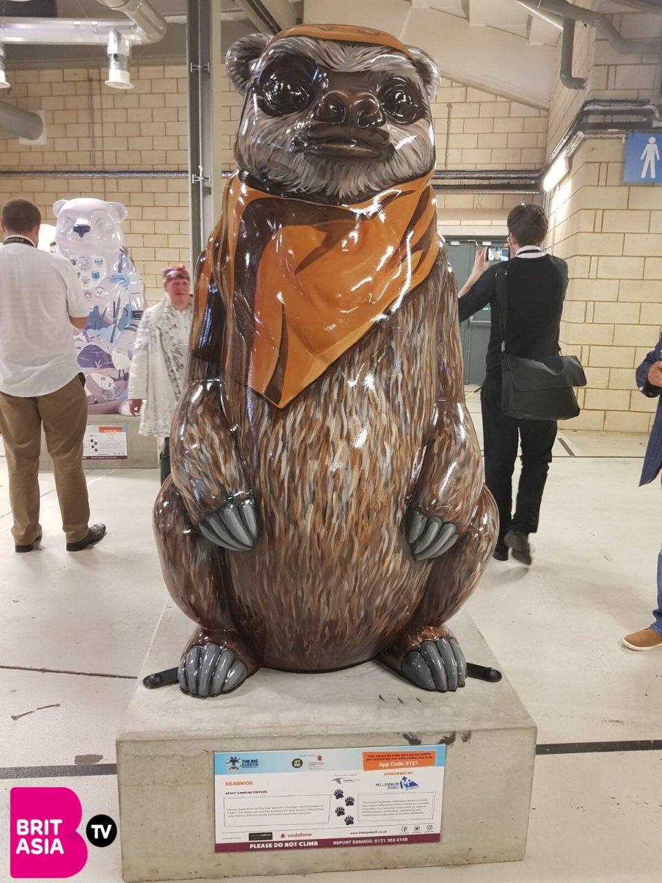Big Sleuth Bear