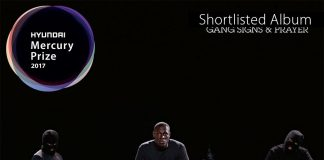 Stormzy nominated for Mercury Prize Award