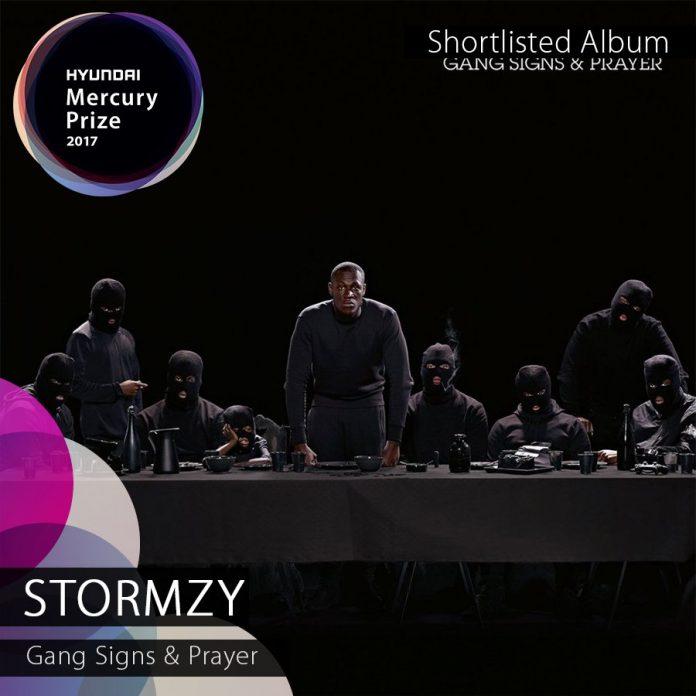 Stormzy nominated for Mercury Prize Award