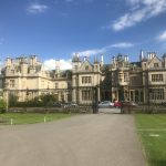 Entrace to Stoke Rochford H