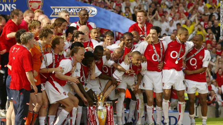 Arsenal 'The invincibles''