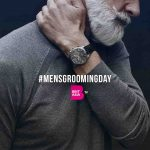 Mens grooming day