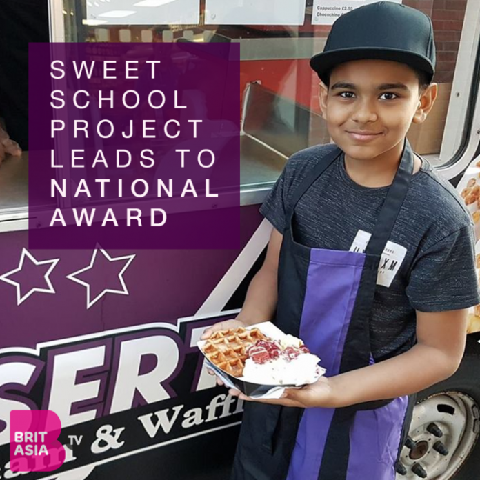Sweet treat wins business award