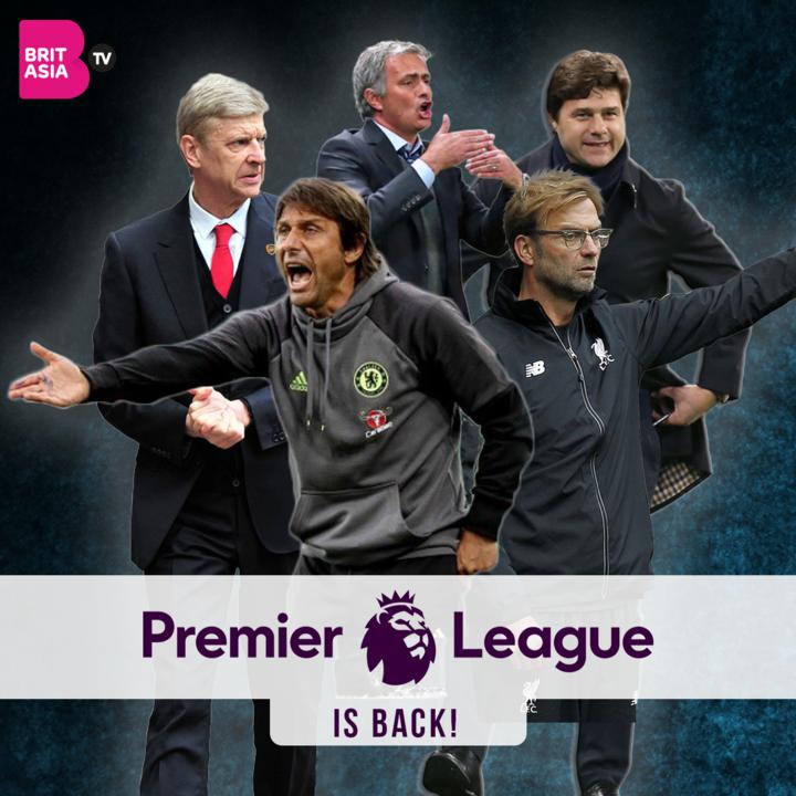 managers of premier league