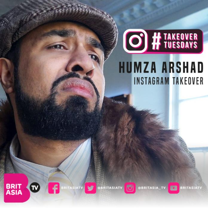 Humza Arshad Takeover