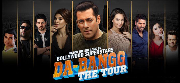 Da Bangg UK Tour