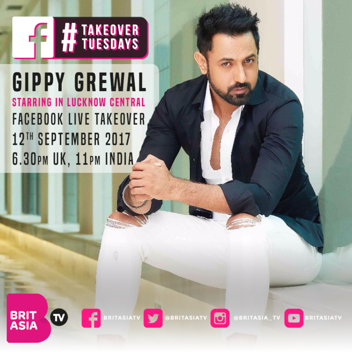 Takeover Tuesdays with Gippy Grewal