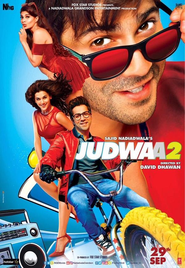 New Movie - Judwaa 2