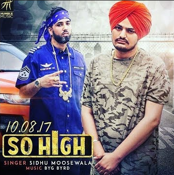Sidhu Moose Wala - So High