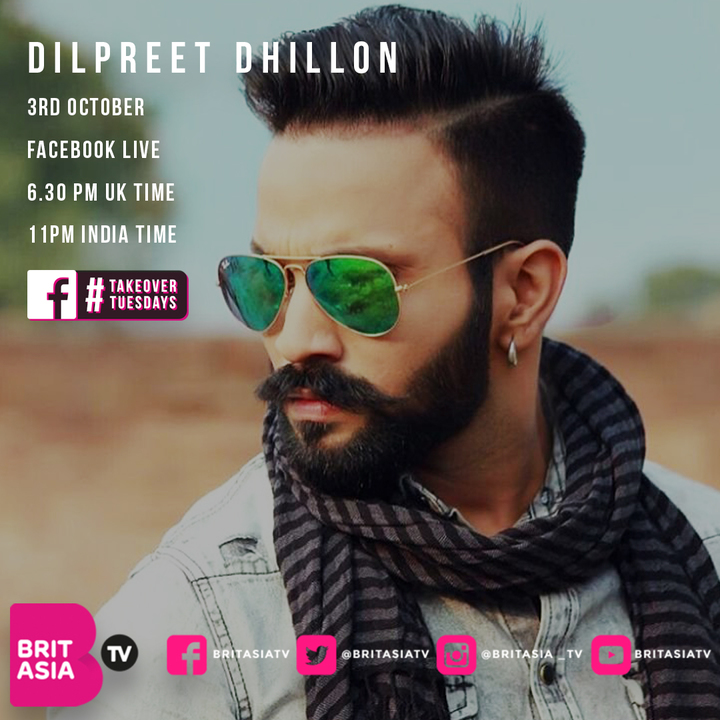 #TAKEOVERTUESDAYS WITH DILPREET DHILLON