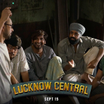 lucknow central advert