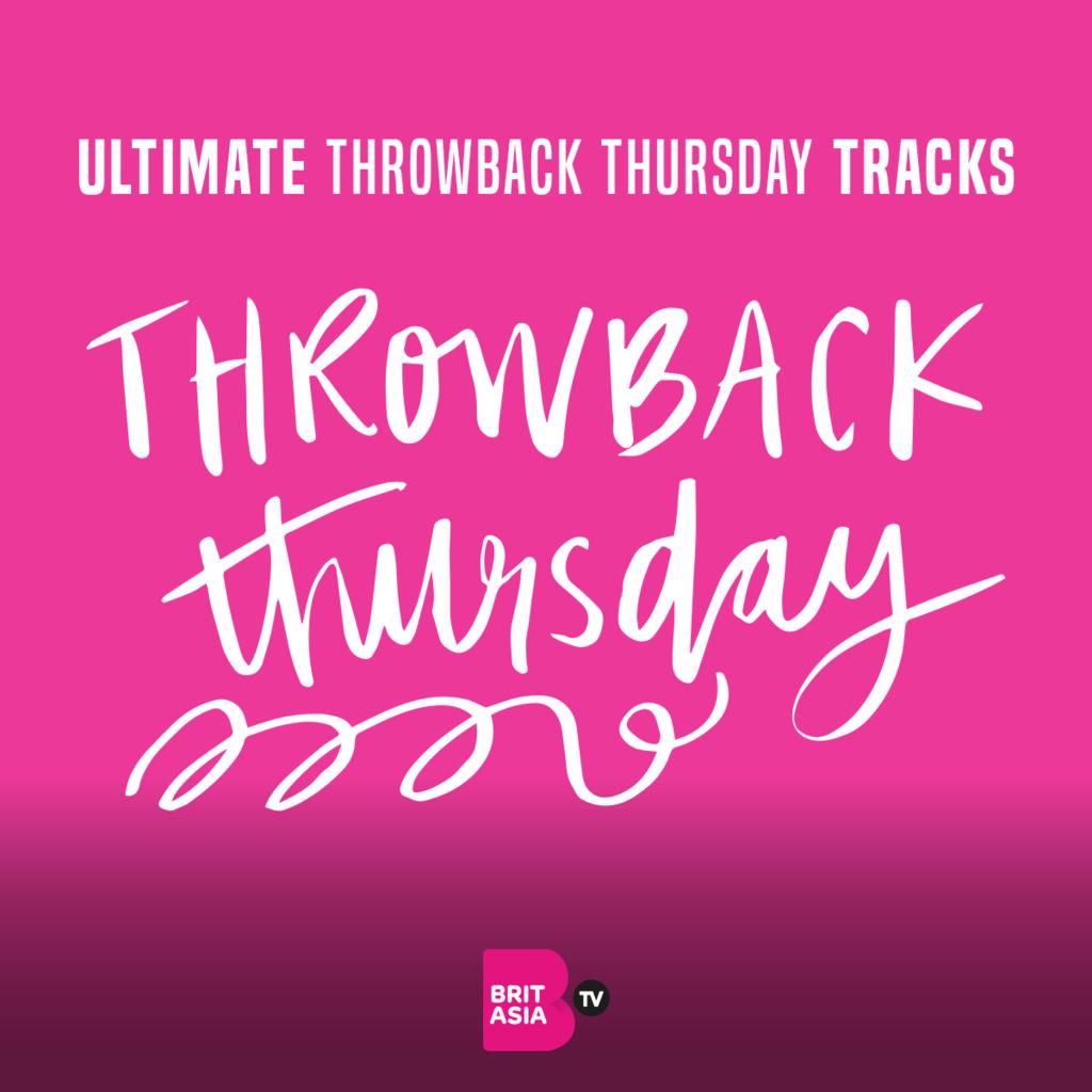 Ultimate Throwback Thursday Tracks