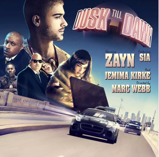Zayn - Dusk Til Dawn ft Sia