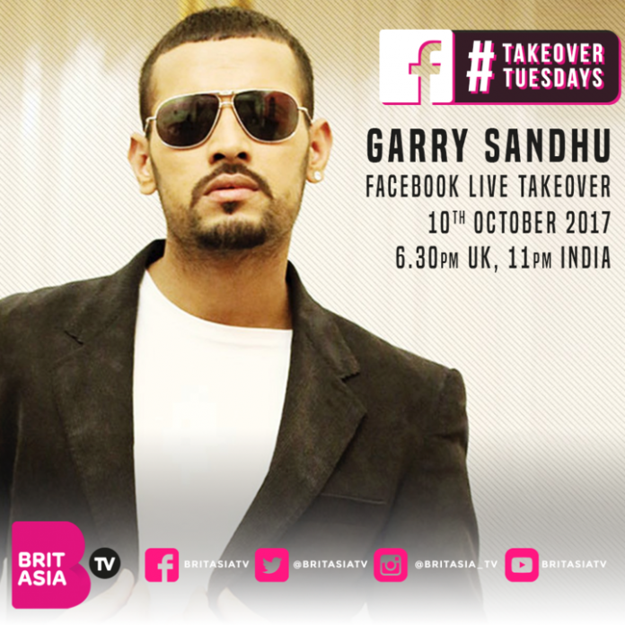 #TAKEOVERTUESDAYS WITH GARRY SANDHU