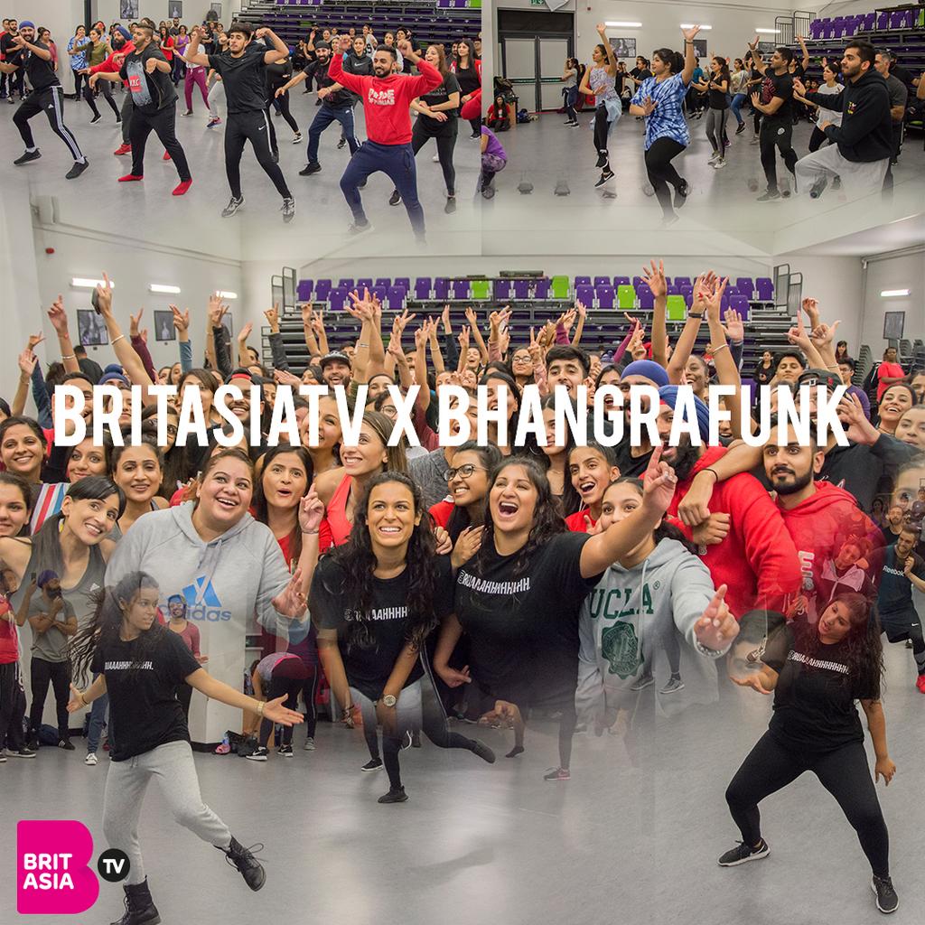 BritAsia TV meets BhangraFunk