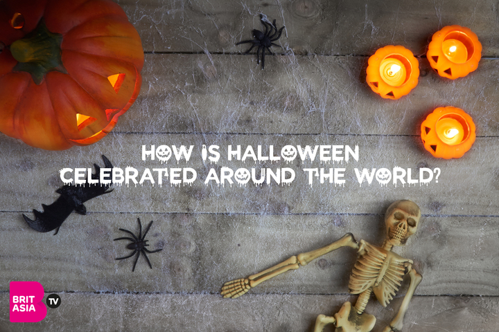 HOW IS HALLOWEEN CELEBRATED AROUND THE WORLD?
