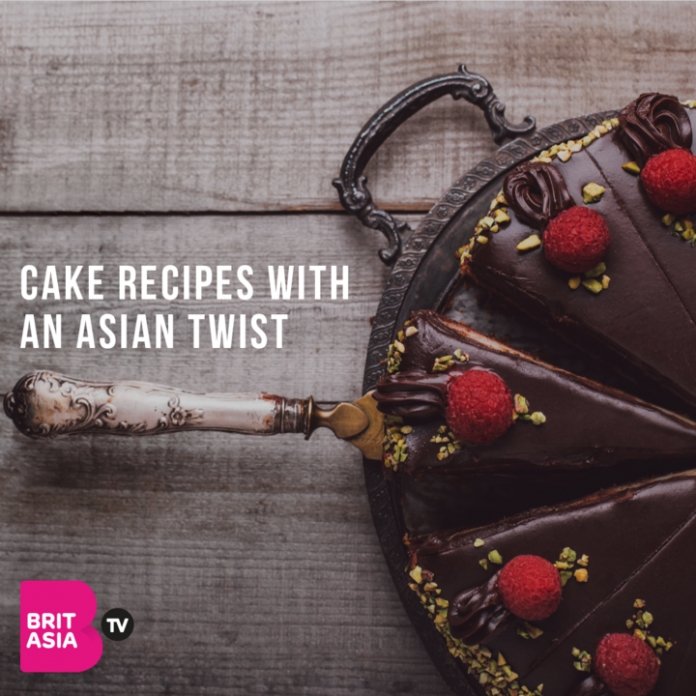 CAKES WITH AN ASIAN TWIST
