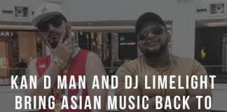 KAN D MAN AND DJ LIMELIGHT BRING ASIAN MUSIC BACK TO BBC RADIO ONE