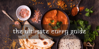THE ULTIMATE CURRY GUIDE