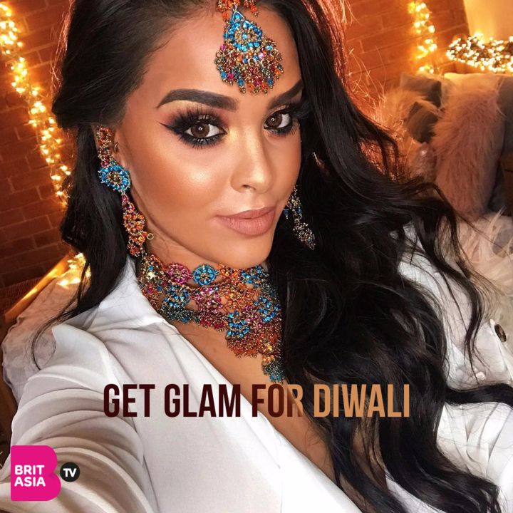 glam up for diwali with bloggers