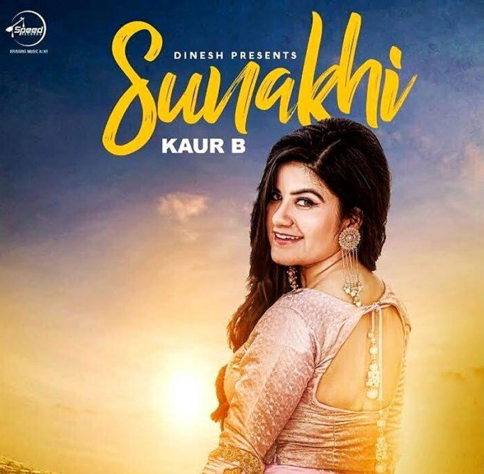 NEW RELEASE: KAUR B – SUNAKHI