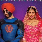Diljit Dosanjh starring in Super Singh with Sonam Bajwa