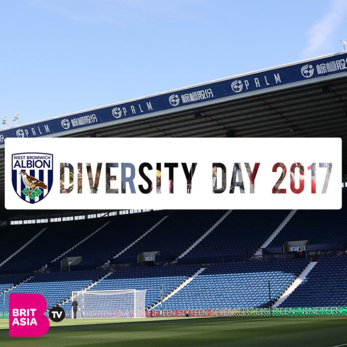 DIVERSITY DAY AT WEST BROMWICH ALBION