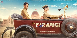 NEW FILM RELEASE: FIRANGI