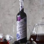 Spiced Winter Berries Cordial by Belvoir