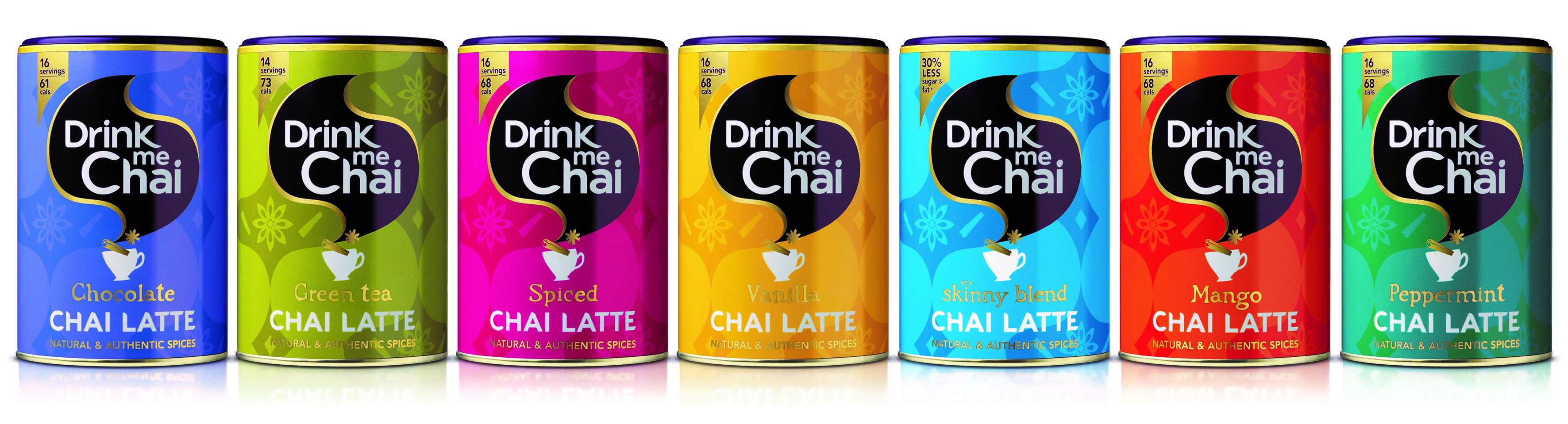 Drink Me Chai