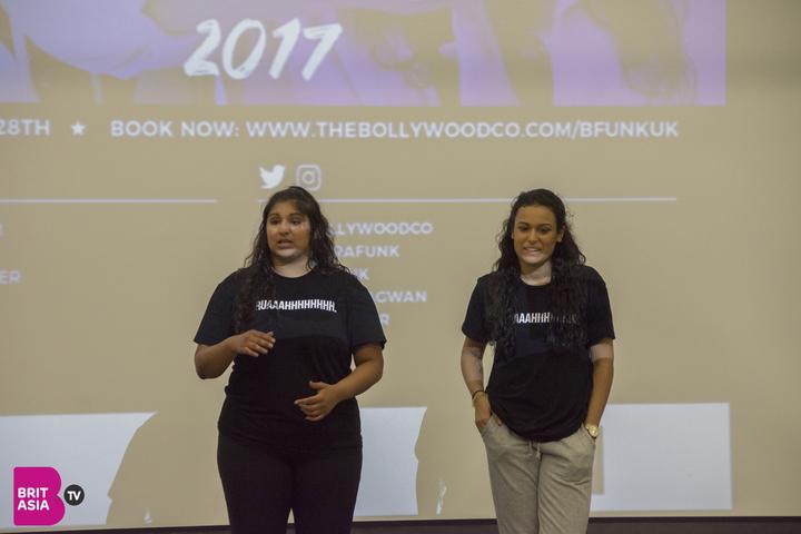 Shivani Bhagwan & Chaya Kumar