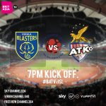 ATK vs Kerela blasters
