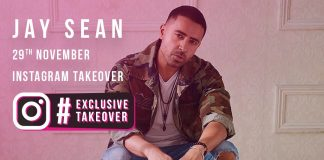 EXCLUSIVE TAKEOVER WITH JAY SEAN
