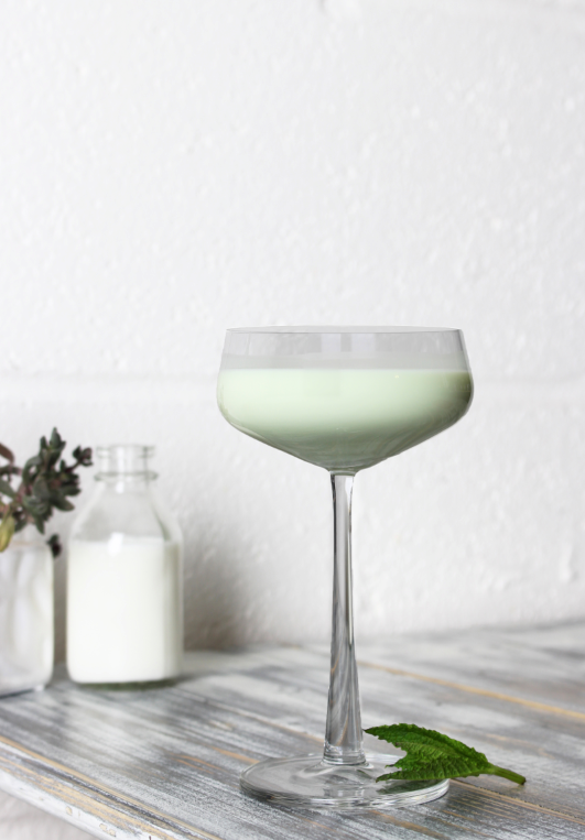 The After-Dinner Mint Cocktail