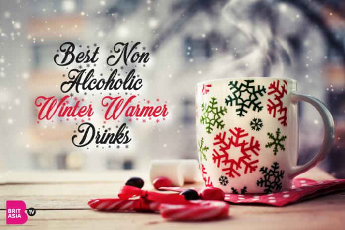BEST NON-ALCOHOLIC WINTER WARMER DRINKS