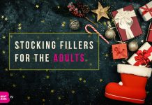 STOCKING FILLERS FOR THE ADULTS