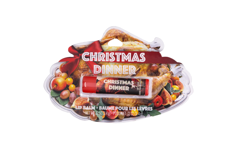 Christmas Dinner Lip Balm