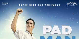 NOT YOUR AVERAGE SUPERHERO FILM: AKSHAY KUMAR FIGHTS FOR MENSTRUAL HYGIENE IN & AS PADMAN