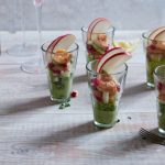 Pink Lady® Prawn Cocktail with Avocado Mayonnaise