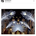 Bond Street's Christmas Lights