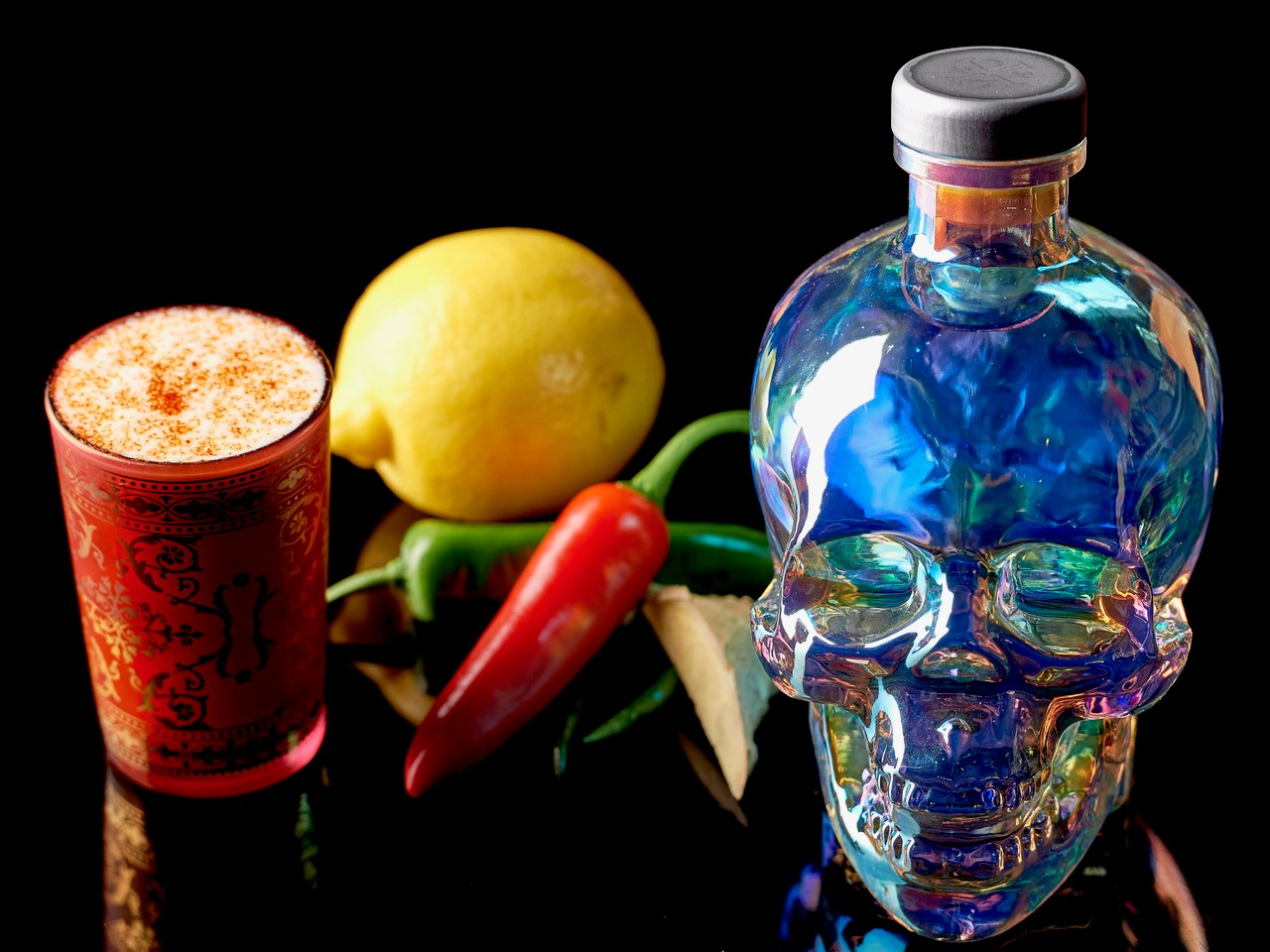 Chilli Nights by Crystal Head Vodka