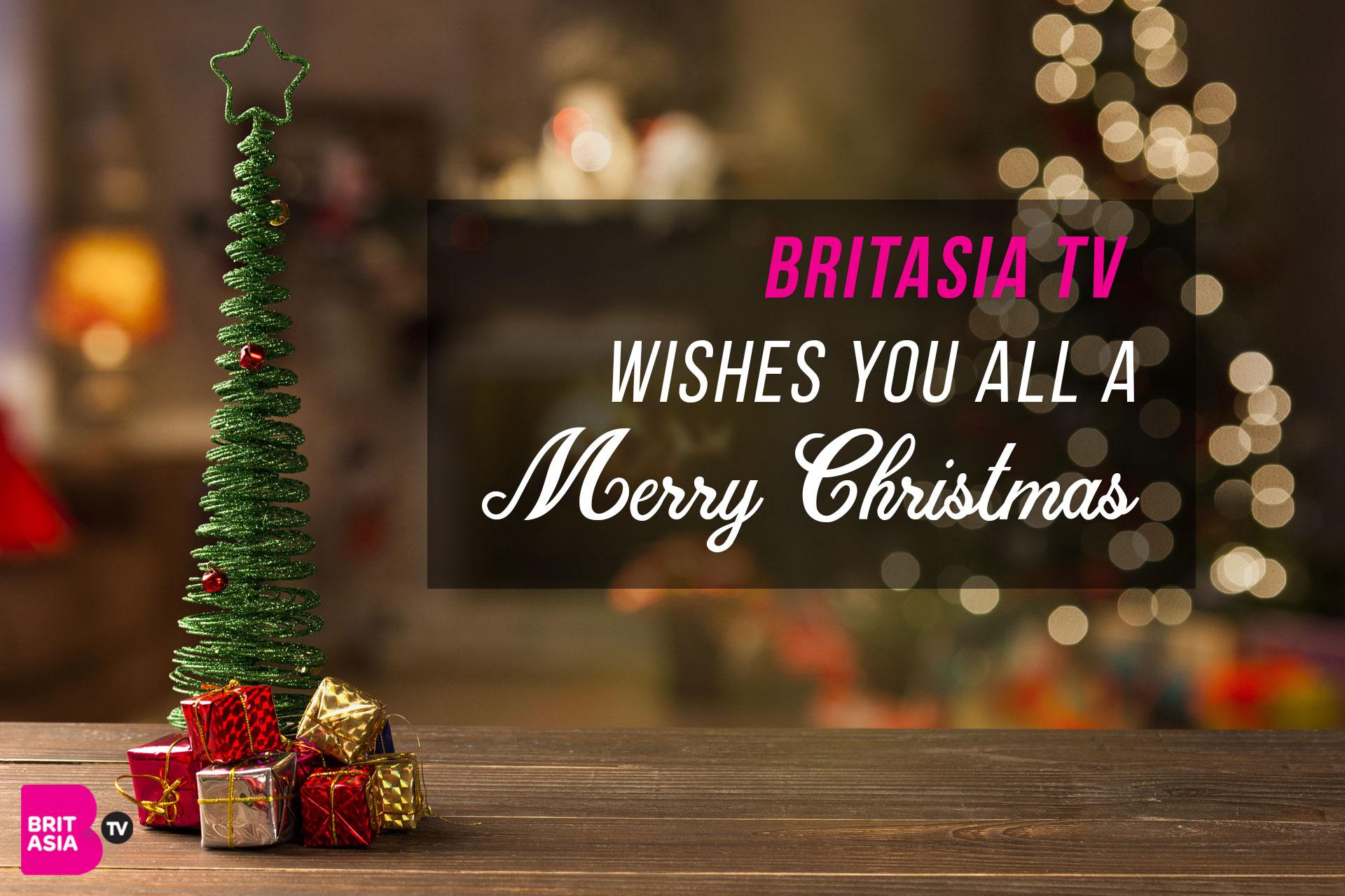 BRITASIA TV CHRISTMAS MESSAGE