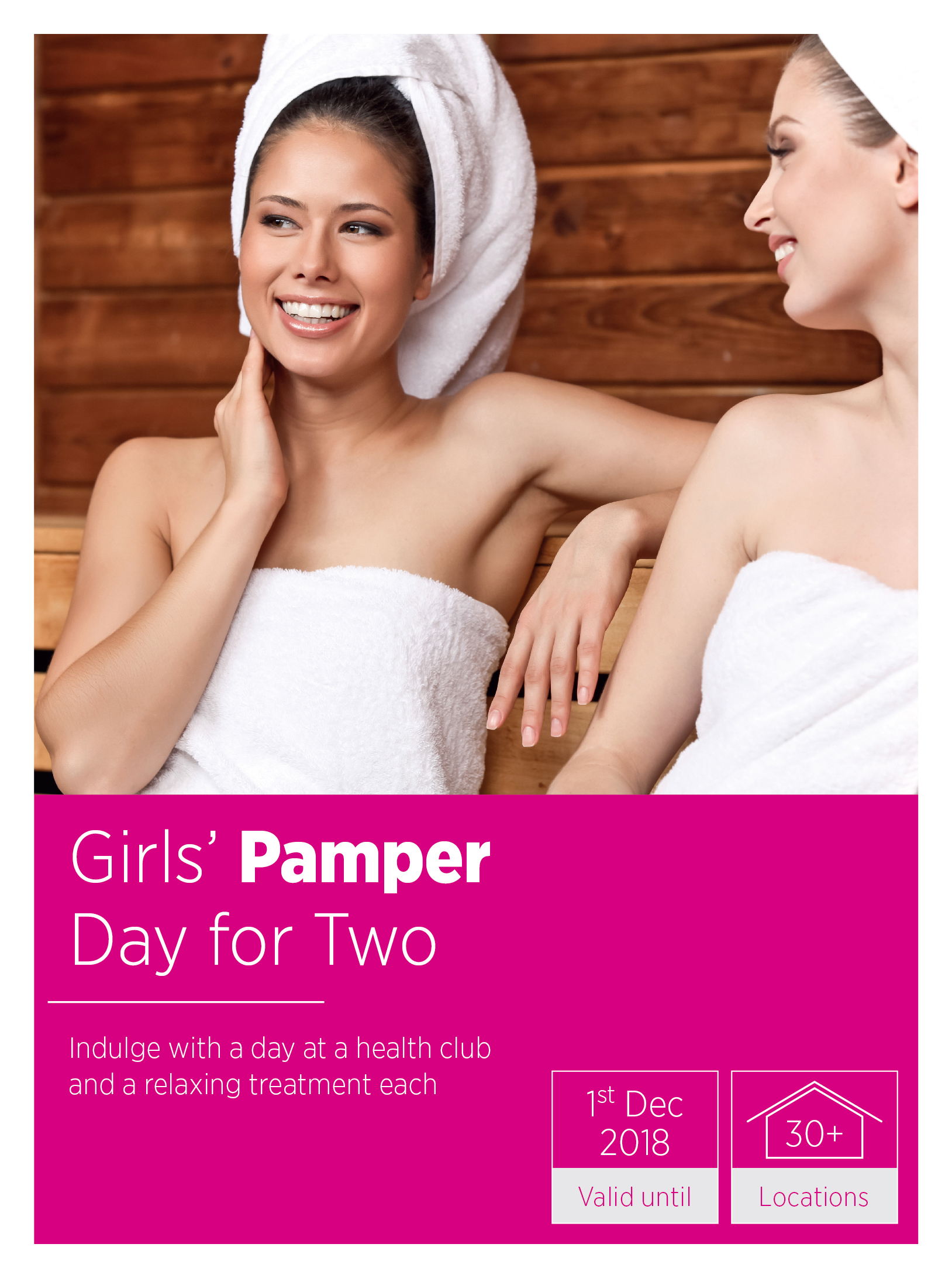 Pamper Day for 2