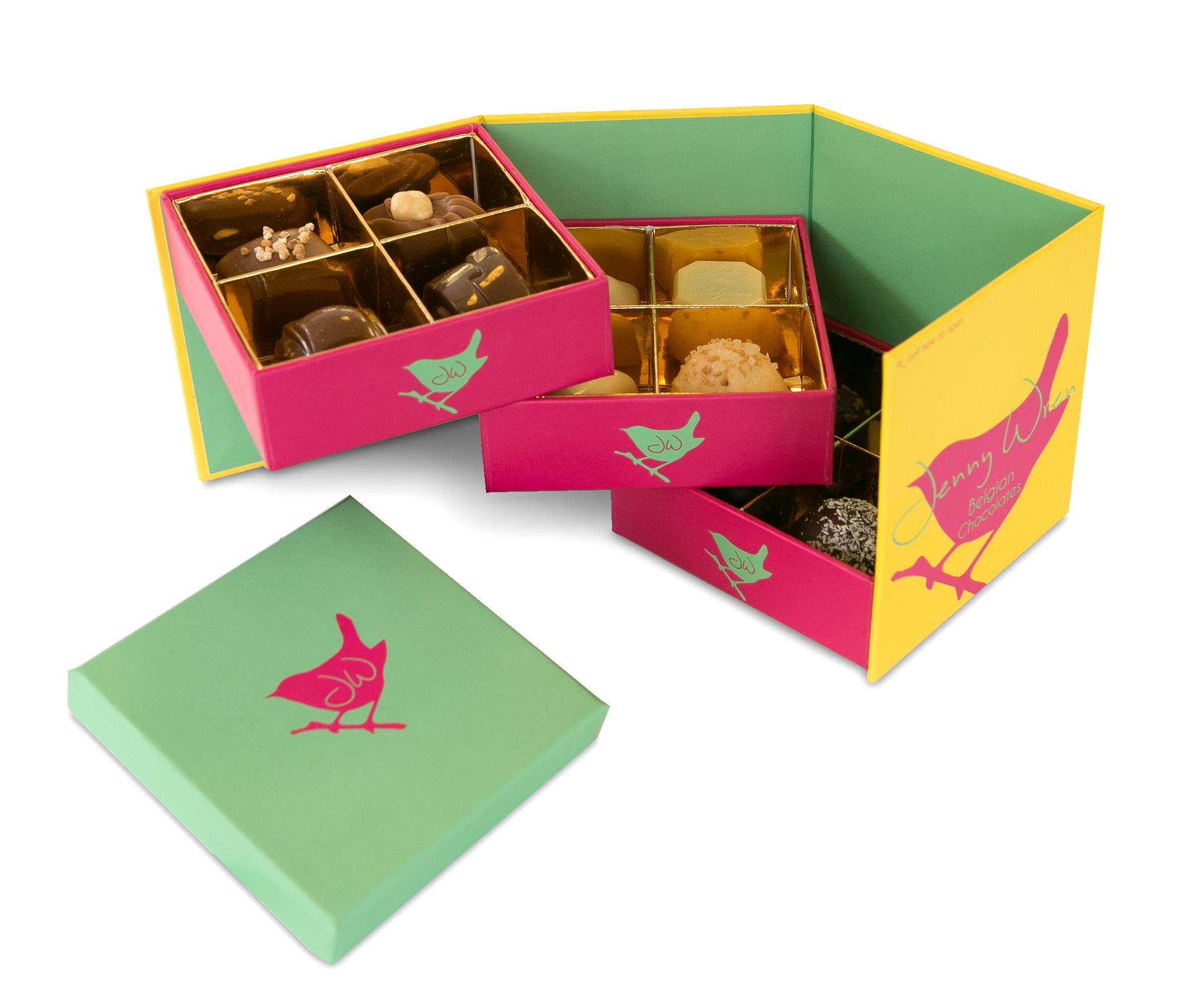Jenny Wren Belgian Chocolates