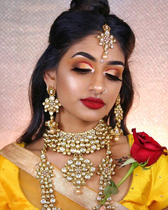 INDIAN MAKE UP ARTIST RECREATES DISNEY PRINCESS LOOKS